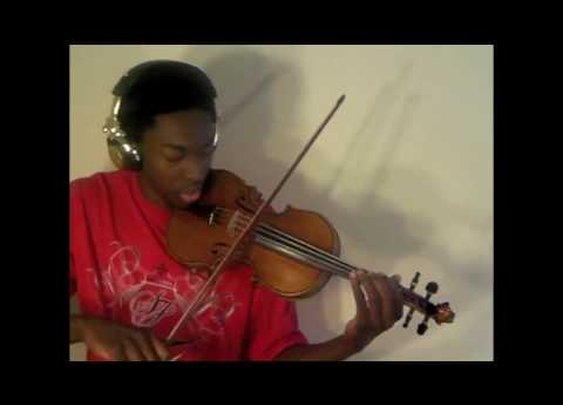 Eminem - Love The Way You Lie (Violin Cover by Eric Stanley)      - YouTube
