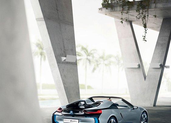 Ridestory  » Blog Archive   » BMW i8 Concept Spyder
