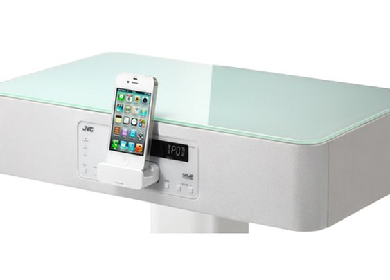 JVC iPod and iPhone Nightstand Speaker
