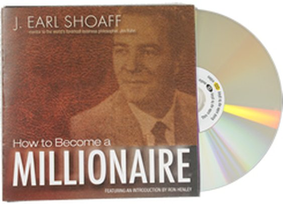 How to Become a Millionaire CD by Earl Shoaff [