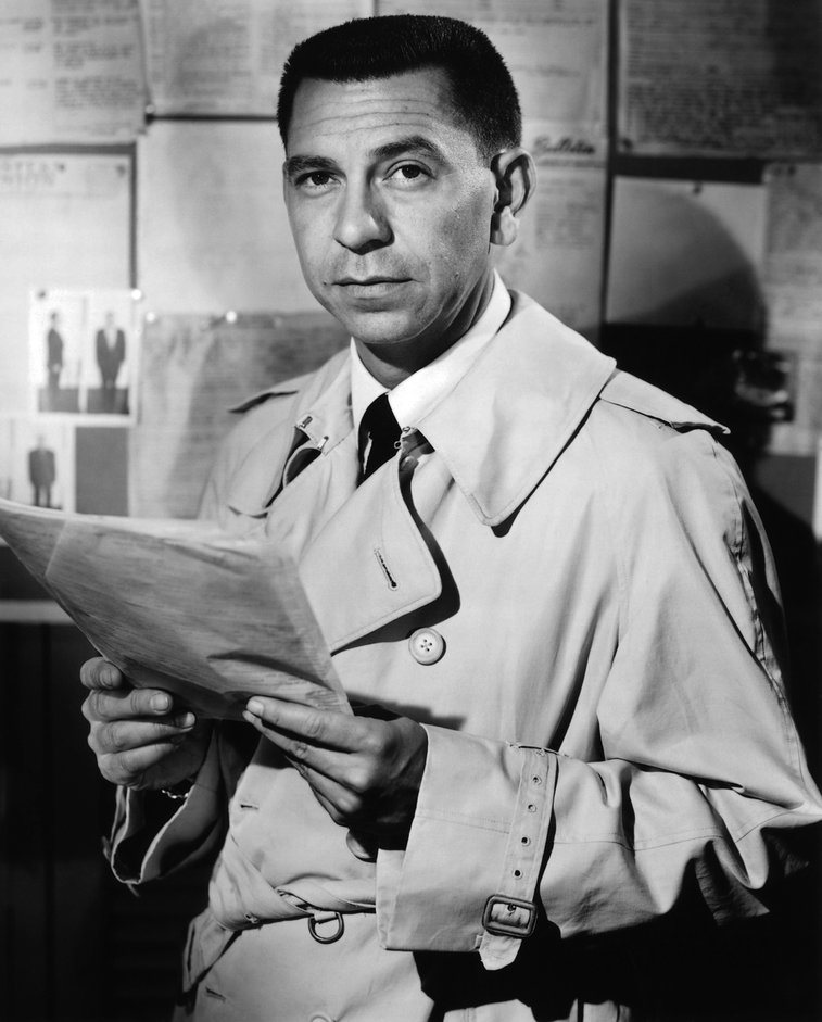 jack webb. 4.2.1920. just the facts, ma'am