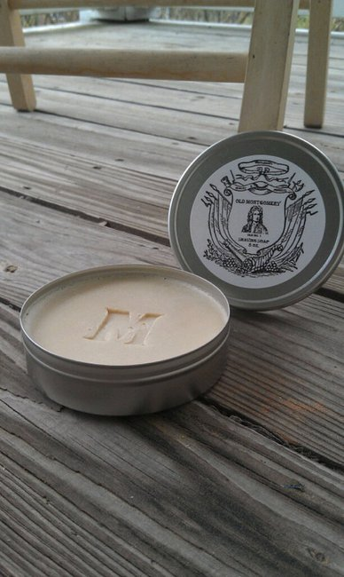Old Montgomery Goat's Milk Shave Soap by oldmontgomeryco on Etsy
