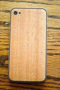 JackBacks Real Wood iPhone Accessories Review   Modern Vintage Man