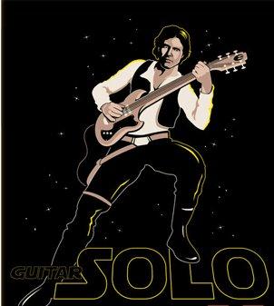 Guitar Solo | T-shirt Spotlight