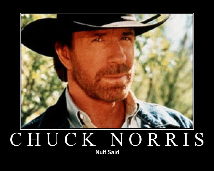 The Top 25 Truths About Chuck Norris
