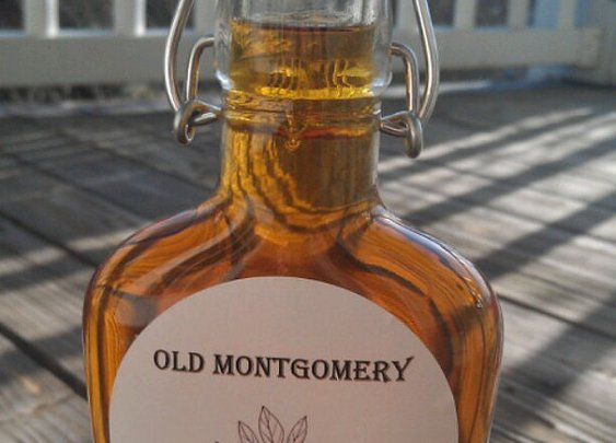 Old Montgomery Sassafras Aftershave & Cologne by oldmontgomeryco