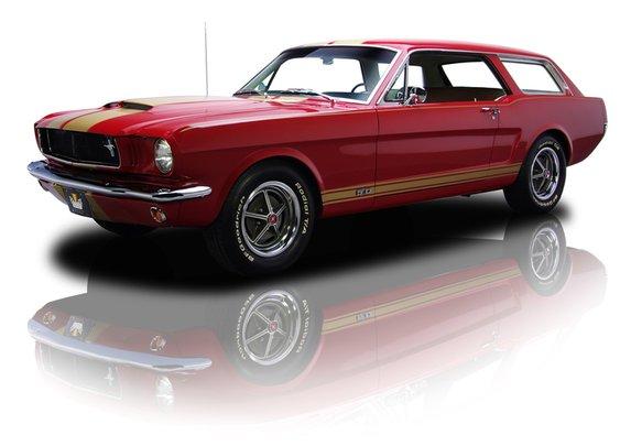 1965 Ford Mustang  WAGON | RK Motors Charlotte