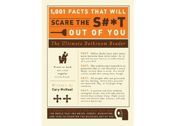 1,001 Facts that Will Scare the Sh*t Out of You