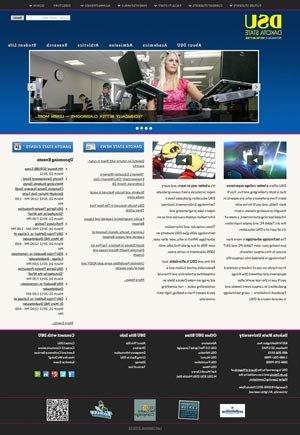 Our University Website