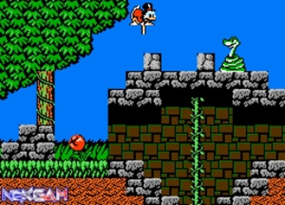 My favorite game of all time: Ducktales for NES