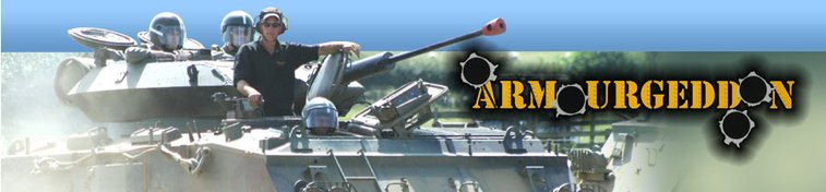 Armourgeddon the home of Tank Paintball