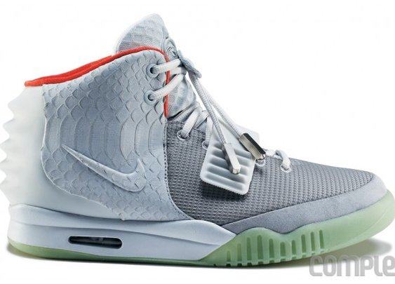 Gallery: Exclusive Sketches And Photos of the Nike Air Yeezy II | Complex