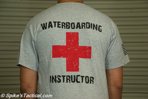 Waterboarding Instructor - $15.00 : Spikes Tactical