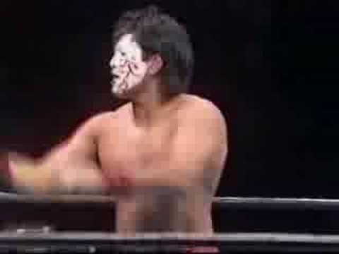 "NJPW - Ricky ""The Dragon"" Steamboat vs. The Great Muta"