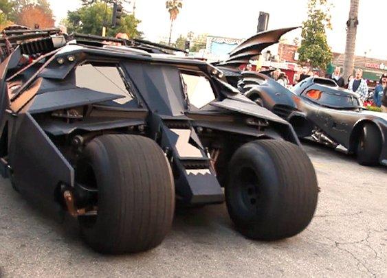 Batmobiles United!