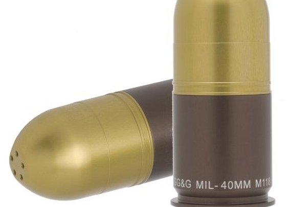 40mm Grenade Salt & Pepper Shakers | GeekAlerts