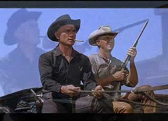 Elmer Bernstein 4.4.1922 - Theme From The Magnificent Seven (Uncut Original Stereo)      - YouTube