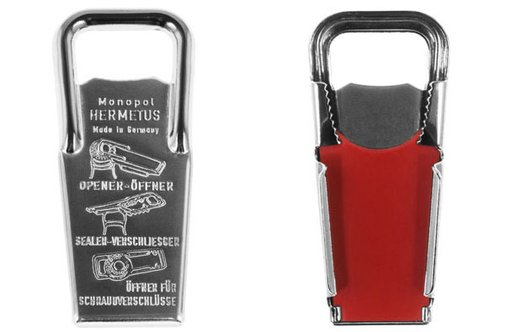 Hermetus Bottle Opener & Resealer - Kaufmann Mercantile Store