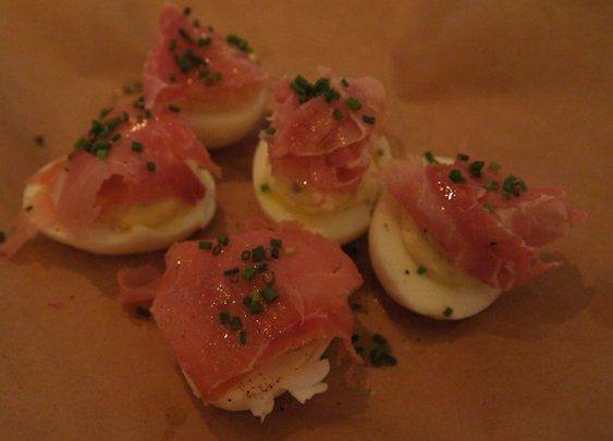 Easter Decadence: JCT Kitchen's Deviled Eggs Recipe   The Trot Line
