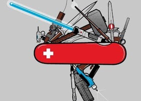 Swiss-knife for nerds
