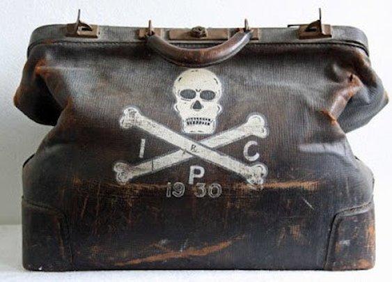 1930 Doctor Bag