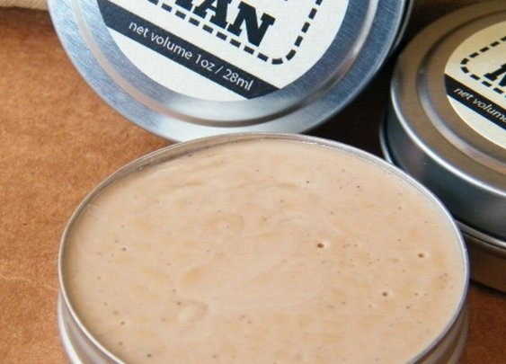 Herban Lifestyle MAN Unscented Moustache Pomade | Herban Lifestyle