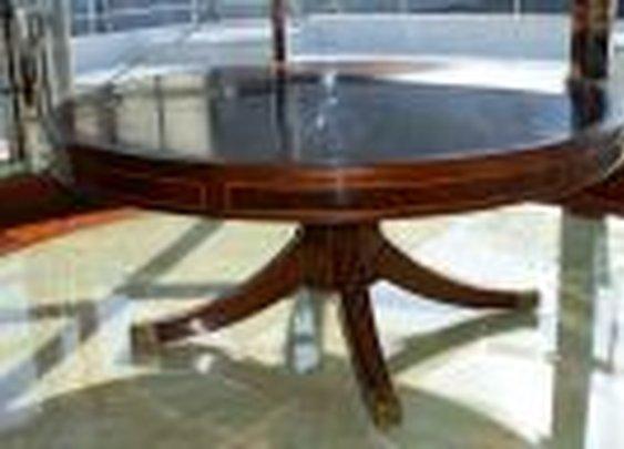 DB Fletcher Capstan table