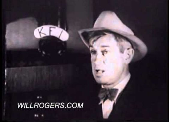 Will Rogers - Bacon, Beans, and Limousines      - YouTube