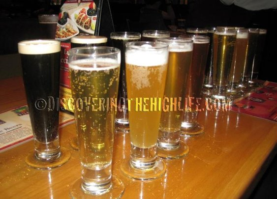 BJ's Restaurant & Brewhouse — Brea, California
