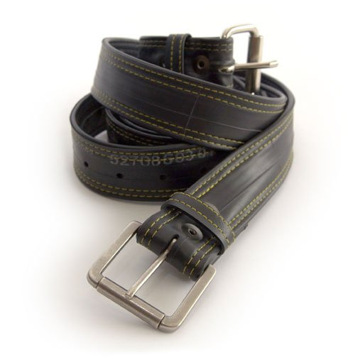 Vegan Belt, Recycled Belts - Alchemy Goods