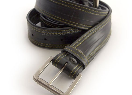 Vegan Belt, Recycled Belts - Alchemy Goods