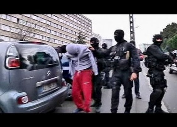 France: suspected Islamist militants arrested