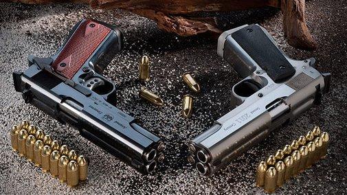 Arsenal Firearms Double Barrel Pistol | inStash