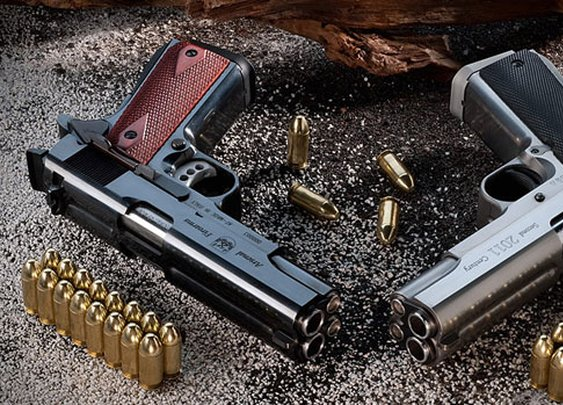 Arsenal Firearms Double Barrel Pistol | inStash