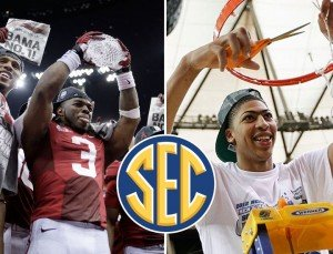 It's a good year to be in the SEC
