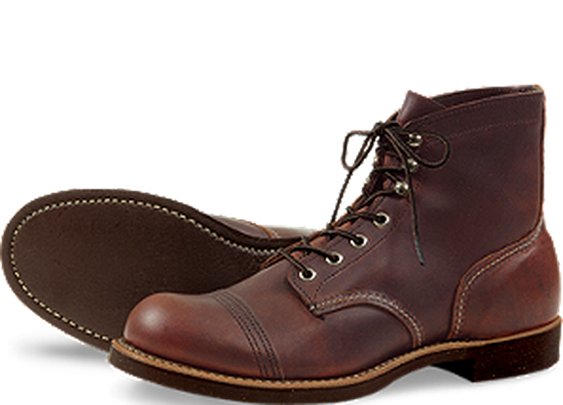 Red Wings STYLE NO. 8111 IRON RANGER