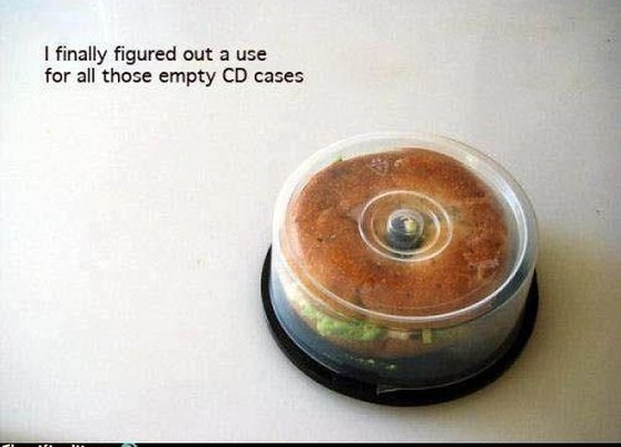 21st Century CD Cases - There, I Fixed It - Redneck Repairs