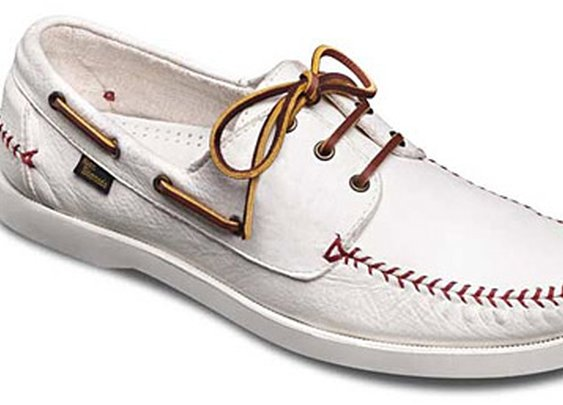 Baseball Boat Shoe