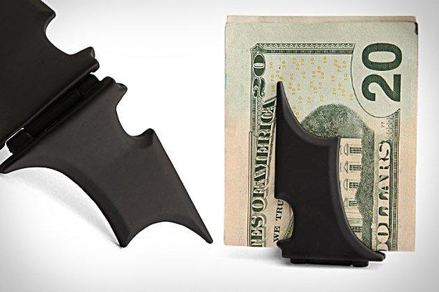 Batman Money Clip | Uncrate