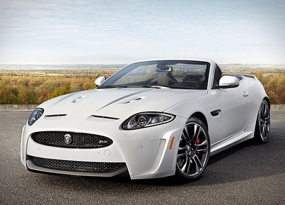 2012 Jaguar Drop Top XKR-S