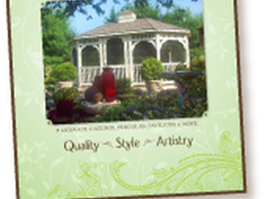 Gazebos, Pergolas, Pavilions, wood or vinyl, top quality construction from Lancaster County PA, Amish Country Pennsylvania.