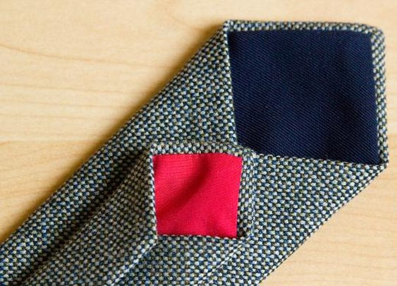Fifth&Brannan | Multi Wool Necktie
