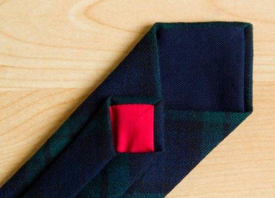 Fifth&Brannan | Blackwatch Plaid necktie