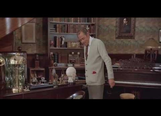 I'm an ordinary man - Rex Harrison