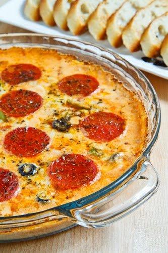 Closet Cooking: Pizza Dip