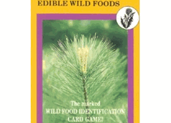 Wild Cards: Edible Wild Foods