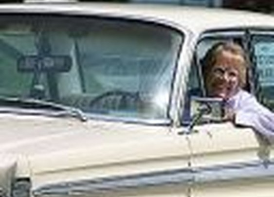 Florida Woman, 93, Reaches End Of The Road After 576,000 Miles In Her 1964 Mercury  | Fox News