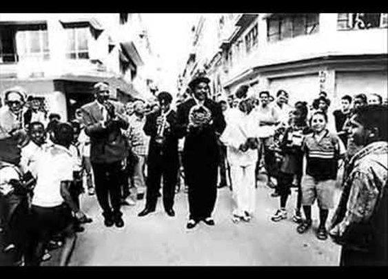 """Mongo Santamaria. 4.7.1922 """"Mambo Mongo"""" (1975)"""