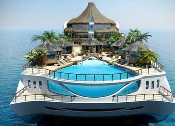 awesome cruise ship