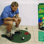Potty Putter (bathroom golf) - Funny Golf Gifts